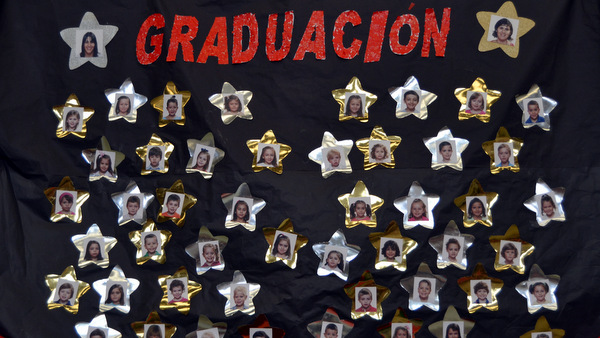 Graduación infantil 2016