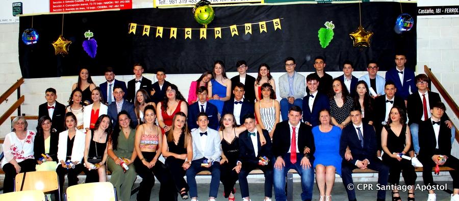Graduación 4º ESO (2019)