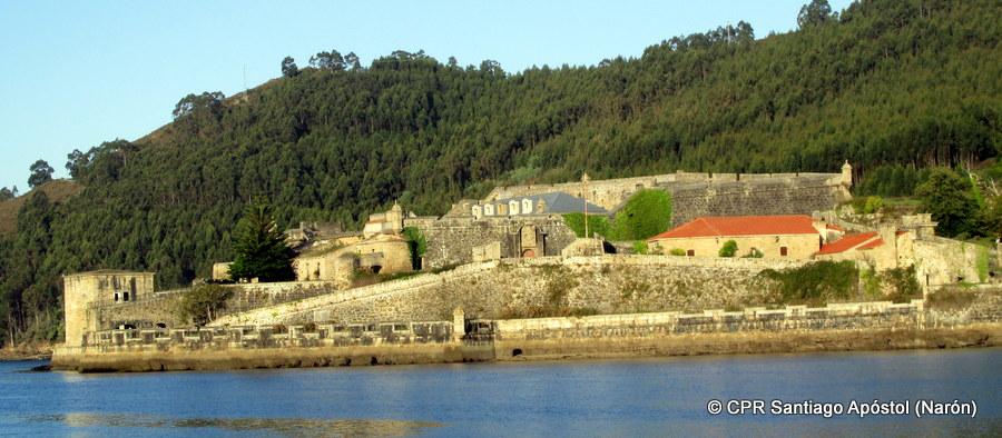 Visita ao arsenal militar de Ferrol