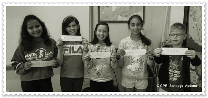 4th Primary Spelling Contest