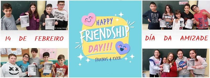 Día da amizade
