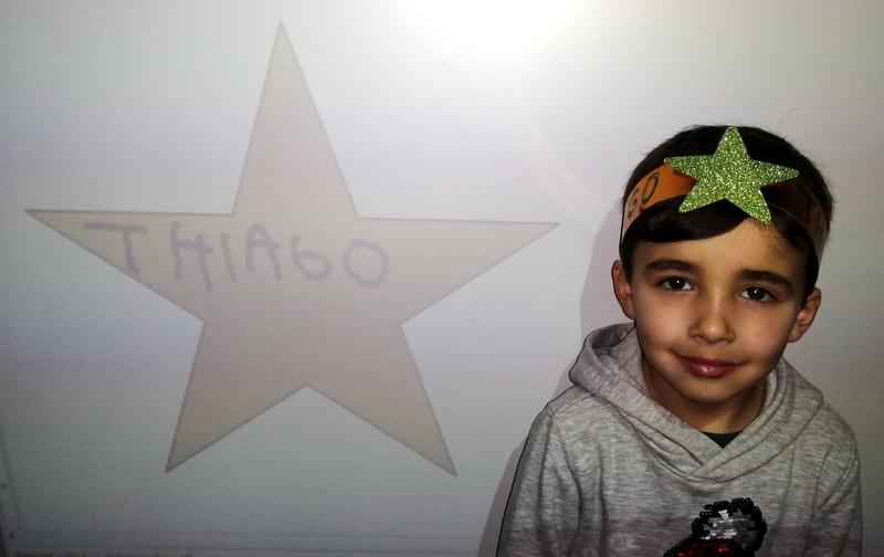 Protagonista: Thiago