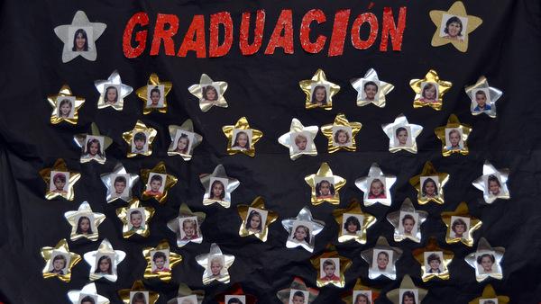 Graduación Eduación Infantil 2016