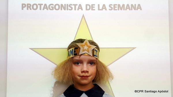 Protagonista: Ikerne López