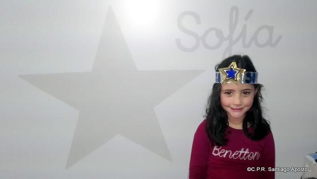 Protagonista: Sofía Ramos