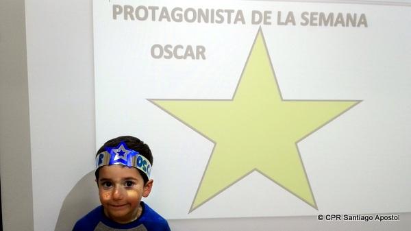 Protagonista: Óscar Verdes