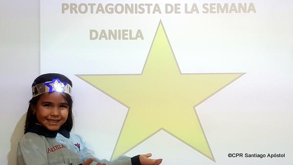Protagonista: Daniela Morais