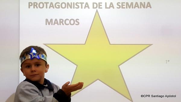 Protagonista: Marcos Grandal