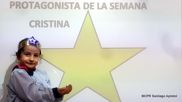Protagonista: Cristina Filgueiras