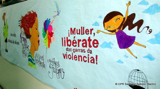 Día Internacional Contra a Violencia de Xénero, 25 de novembro