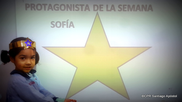Protagonista: Sofía Marcos