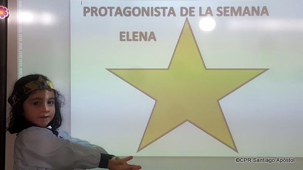 Protagonista: Elena Lamigueiro