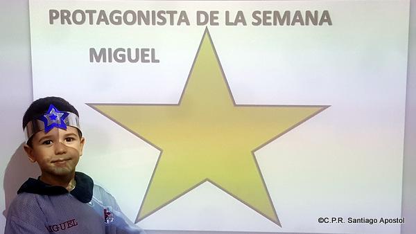 Protagonista: Miguel Muíño