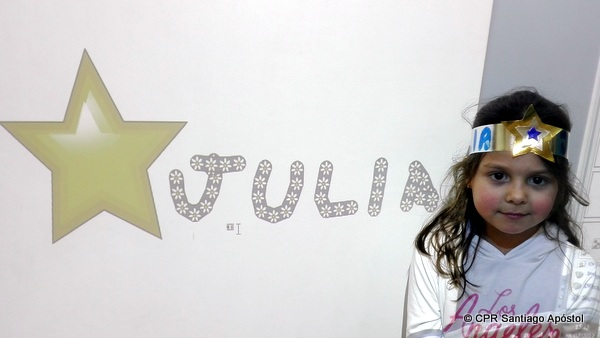 Protagonista: Julia Bastida