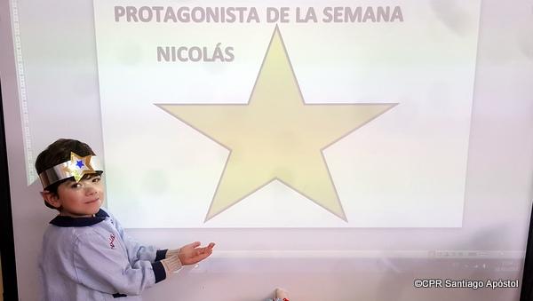 Protagonista: Nicolás Díaz