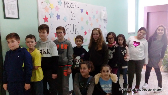 Music is fun!
