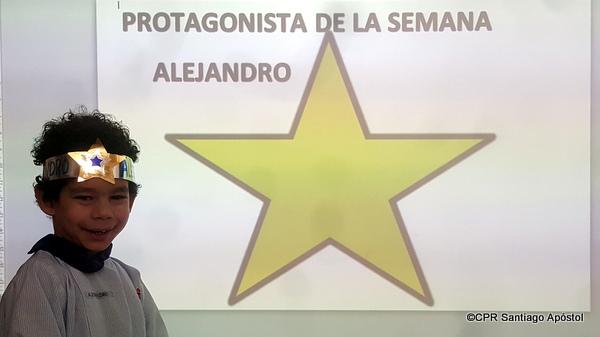 Protagonista: Alejandro Díaz