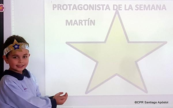 Protagonista: Martín Medín