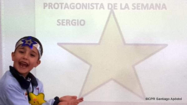 Protagonista: Sergio Calderón