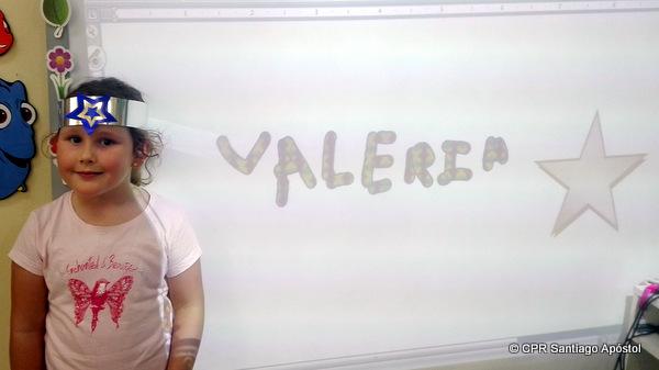 Protagonista: Valeria Pérez