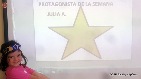 Protagonista: Julia Arnoso