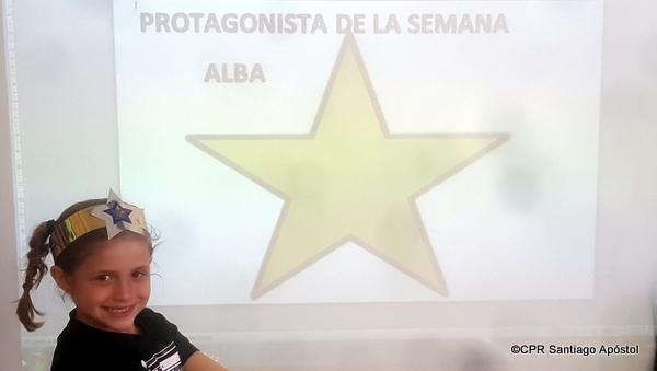 Protagonista: Alba Ramos