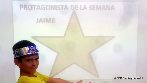 Protagonista: Jaime Fontela