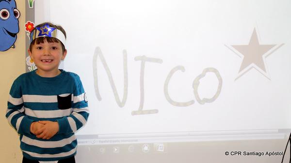 Protagonista: Nico Regueiro