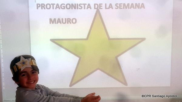 Protagonista: Mauro Abad