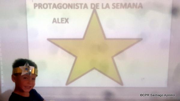 Protagonista: Álex Doce