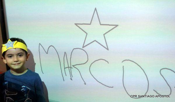 Protagonista: Marcos