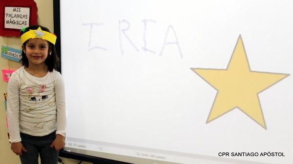 Protagonista: Iria