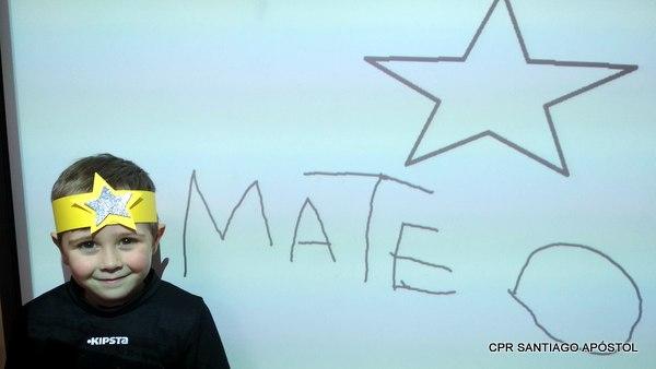 Protagonista: Mateo