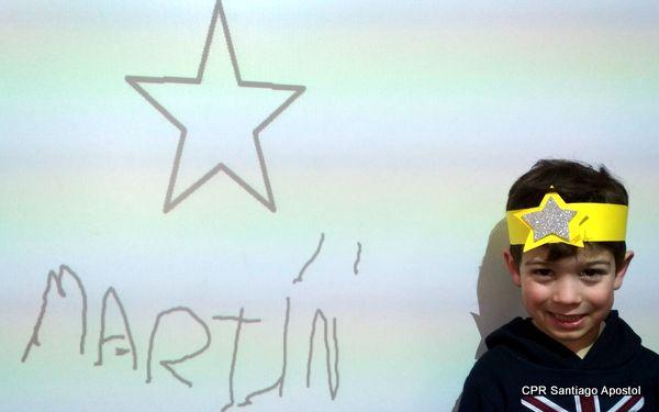 Protagonista: Martín