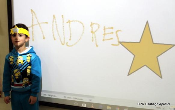 Protagonista: Andrés