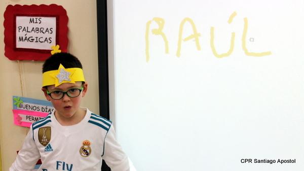 Protagonista: Raúl