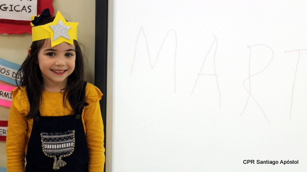 Protagonista: Marta