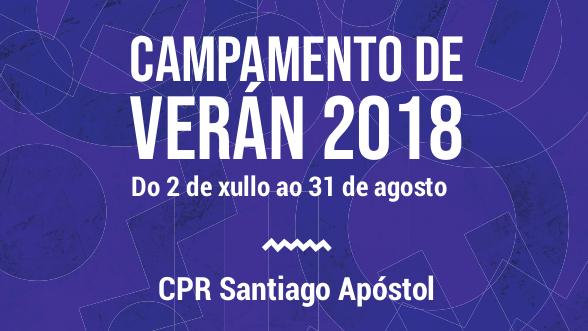 Campamento de verán 2018