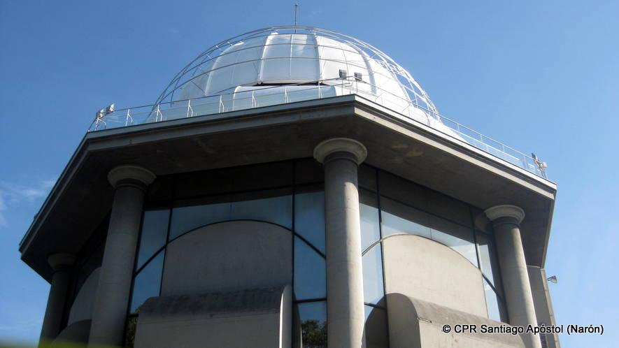 Casa de las Ciencias y la Domus