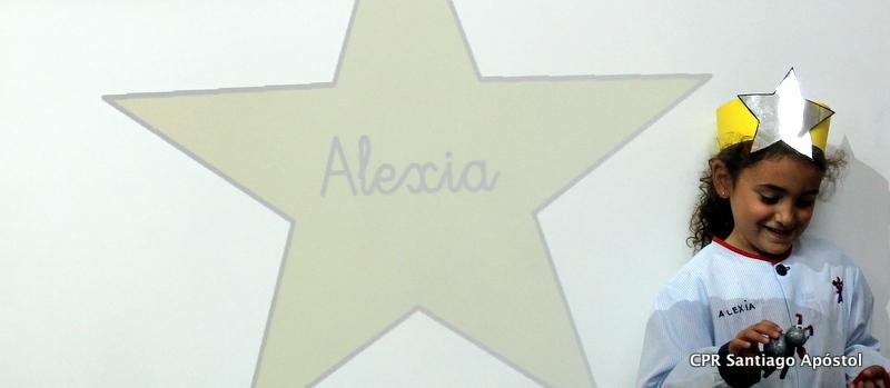 Protagonista: Alexia