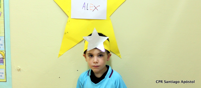 Protagonista: Álex