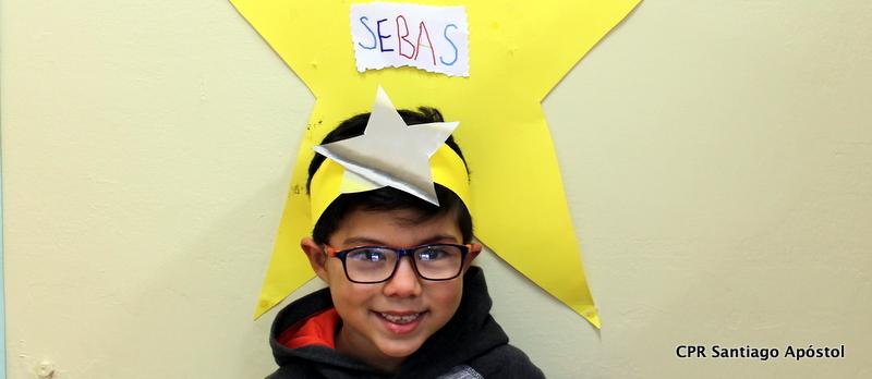 Protagonista: Sebas
