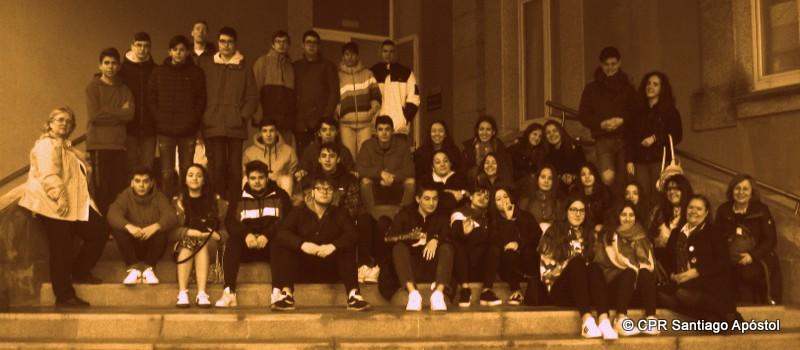 Visita ao Campus de Ferrol: Esteiro e Serantes