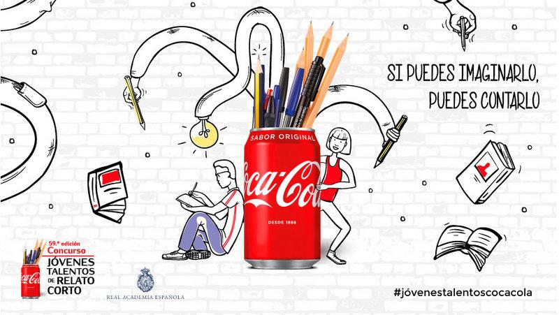 Concurso Coca-Cola relato corto