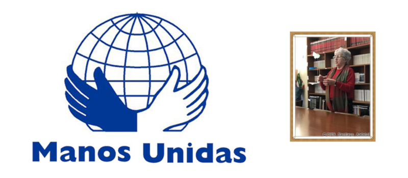 Charla: Manos Unidas