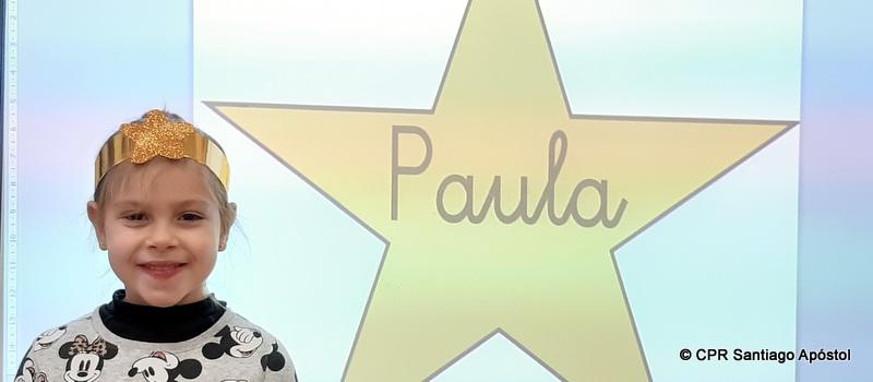 Protagonista: Paula