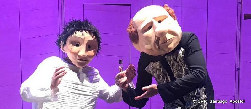 """Teatro: """"Lázaro de Tormes"""""""