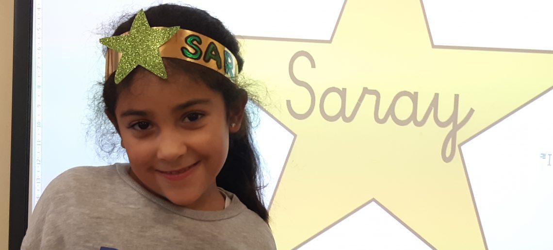 Protagonista: Saray