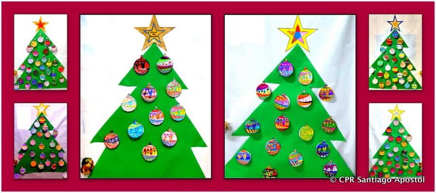 Nadal de papel TEI na ESO