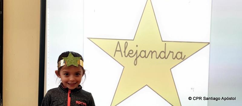 Protagonista: Alejandra